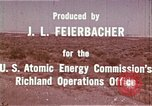 Image of Hanford Project Richland Washington USA, 1966, second 24 stock footage video 65675032078