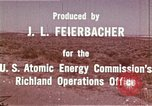 Image of Hanford Project Richland Washington USA, 1966, second 25 stock footage video 65675032078