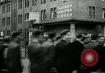 Image of German soldier recruitment and civilian clothing donations late World  Germany, 1945, second 23 stock footage video 65675032094