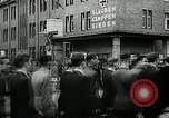 Image of German soldier recruitment and civilian clothing donations late World  Germany, 1945, second 24 stock footage video 65675032094