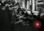 Image of German soldier recruitment and civilian clothing donations late World  Germany, 1945, second 29 stock footage video 65675032094