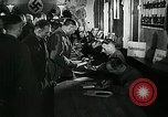 Image of German soldier recruitment and civilian clothing donations late World  Germany, 1945, second 30 stock footage video 65675032094