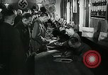 Image of German soldier recruitment and civilian clothing donations late World  Germany, 1945, second 31 stock footage video 65675032094