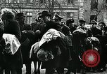 Image of German soldier recruitment and civilian clothing donations late World  Germany, 1945, second 48 stock footage video 65675032094