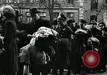 Image of German soldier recruitment and civilian clothing donations late World  Germany, 1945, second 49 stock footage video 65675032094