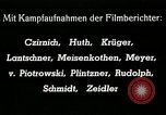 Image of German Volkssturm soldiers conscripted late World War 2 Germany, 1945, second 18 stock footage video 65675032095