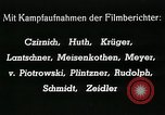 Image of German Volkssturm soldiers conscripted late World War 2 Germany, 1945, second 23 stock footage video 65675032095