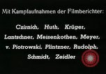 Image of German Volkssturm soldiers conscripted late World War 2 Germany, 1945, second 25 stock footage video 65675032095