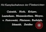 Image of German Volkssturm soldiers conscripted late World War 2 Germany, 1945, second 28 stock footage video 65675032095