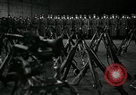 Image of German Volkssturm soldiers conscripted late World War 2 Germany, 1945, second 39 stock footage video 65675032095