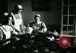 Image of Christmas gifts for German soldiers World War 2 Germany, 1944, second 2 stock footage video 65675032099