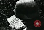Image of Christmas gifts for German soldiers World War 2 Germany, 1944, second 13 stock footage video 65675032099