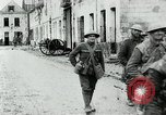Image of Battle of Arras France, 1918, second 25 stock footage video 65675032110