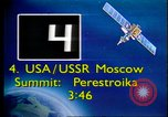 Image of Moscow summit Soviet Union, 1988, second 3 stock footage video 65675032116