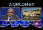 Image of Moscow summit Soviet Union, 1988, second 62 stock footage video 65675032116