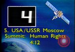 Image of Moscow Summit on Human Rights Moscow Russia Soviet Union, 1988, second 3 stock footage video 65675032117