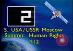 Image of Moscow Summit on Human Rights Moscow Russia Soviet Union, 1988, second 5 stock footage video 65675032117