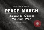 Image of antiwar protests United States USA, 1967, second 3 stock footage video 65675032122