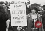 Image of antiwar protests United States USA, 1967, second 28 stock footage video 65675032122