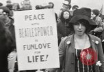 Image of antiwar protests United States USA, 1967, second 29 stock footage video 65675032122