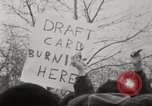 Image of antiwar protests United States USA, 1967, second 34 stock footage video 65675032122