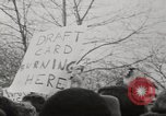 Image of antiwar protests United States USA, 1967, second 35 stock footage video 65675032122