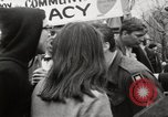 Image of antiwar protests United States USA, 1967, second 54 stock footage video 65675032122
