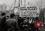 Image of antiwar protests United States USA, 1967, second 61 stock footage video 65675032122