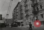 Image of housing rehabilitation of New York City tenements  New York City USA, 1967, second 7 stock footage video 65675032124