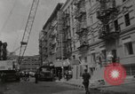 Image of housing rehabilitation of New York City tenements  New York City USA, 1967, second 8 stock footage video 65675032124