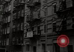 Image of housing rehabilitation of New York City tenements  New York City USA, 1967, second 33 stock footage video 65675032124