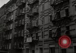 Image of housing rehabilitation of New York City tenements  New York City USA, 1967, second 34 stock footage video 65675032124