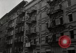 Image of housing rehabilitation of New York City tenements  New York City USA, 1967, second 35 stock footage video 65675032124