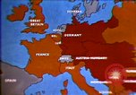 Image of Germany invades Belgium and France. RMS Luisitania torpedoed. Europe, 1915, second 21 stock footage video 65675032130