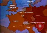 Image of Germany invades Belgium and France. RMS Luisitania torpedoed. Europe, 1915, second 22 stock footage video 65675032130