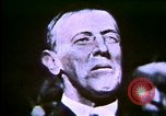 Image of America enters World War 1. Conscripts are inducted into Army. Europe, 1917, second 40 stock footage video 65675032132
