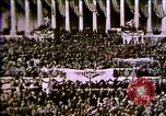 Image of America enters World War 1. Conscripts are inducted into Army. Europe, 1917, second 59 stock footage video 65675032132