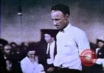 Image of The Scopes and Sacco-Vanzetti trials in the U.S. United States USA, 1925, second 21 stock footage video 65675032138