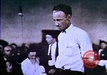Image of The Scopes and Sacco-Vanzetti trials in the U.S. United States USA, 1925, second 22 stock footage video 65675032138