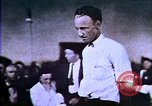 Image of The Scopes and Sacco-Vanzetti trials in the U.S. United States USA, 1925, second 23 stock footage video 65675032138
