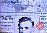 Image of Jack Dempsey; Babe Ruth; Charles Lindbergh; Herbert Hoover; Al Smith;  United States USA, 1927, second 46 stock footage video 65675032139