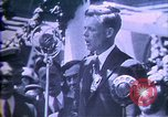 Image of Jack Dempsey; Babe Ruth; Charles Lindbergh; Herbert Hoover; Al Smith;  United States USA, 1927, second 52 stock footage video 65675032139