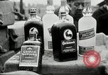 Image of rum running scandal Brooklyn New York City USA, 1930, second 55 stock footage video 65675032145