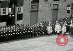 Image of honor to soldiers Rome Italy, 1930, second 12 stock footage video 65675032147