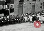 Image of honor to soldiers Rome Italy, 1930, second 14 stock footage video 65675032147