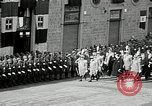 Image of honor to soldiers Rome Italy, 1930, second 15 stock footage video 65675032147