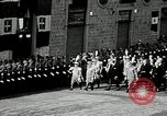 Image of honor to soldiers Rome Italy, 1930, second 16 stock footage video 65675032147