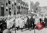 Image of honor to soldiers Rome Italy, 1930, second 17 stock footage video 65675032147