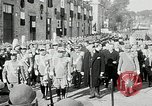 Image of honor to soldiers Rome Italy, 1930, second 19 stock footage video 65675032147