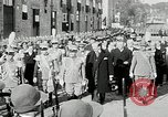 Image of honor to soldiers Rome Italy, 1930, second 20 stock footage video 65675032147